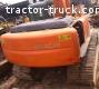 Dijual Excavator Hitachi model ZX210F tahun 2011 (Update 12 September 2020)