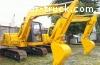 Dijual Excavator Komatsu model PC60-7 (Update 15 Juli 2020)