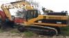 Dijual Unit bekas Excavator Caterpillar model 345C (Upload 15 Juli 2020)
