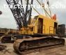 Jual Crawler Crane Link Belt kapasitas 150 Ton (Update 11 Mei 2020)
