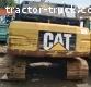 Jual Excavator Caterpillar model 320E dengan Breaker (Update 19 Februari 2021)