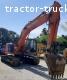 Jual Excavator Hitachi ZX225USR tahun 2016 (Update 28 Mei 2021)