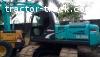 Jual Excavator Kobelco model SK200 tahun 2012 (Update 16 Maret 2021)