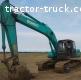 Jual Excavator Kobelco SK200-6 tahun 2006 (Update 27 Desember 2019)