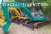 Jual Excavator Komatsu PC45MR-1 ex Import tahun 2012 (Update 24 Maret 2021)