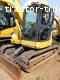 Jual Excavator Komatsu PC78US-8 ex Import 2020 (Update 14 Januari 2021)