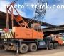 Jual Mobile Crane Rangka Hitachi FK150 Kapasitas 35 Ton (Update 15 Juni 2021)