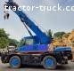 Jual Rough Terrain Crane Kato KR100 Kapasitas 10 Ton (Update 16 Januari 2020)
