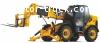 Jual Tele Handler / Forklift JCB model 540-170 (Update 30 November 2020)