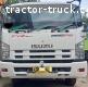 Jual Truck Crane Isuzu tahun 2017 Kapasitas 8 Ton (Update 10 Februari 2021)